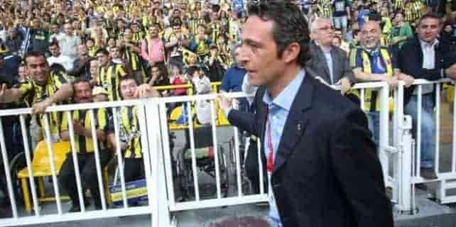 Fenerbahçe'de Ali Koç'tan flaş hamle
