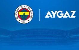 Renklerimize ve Fenerbahçe'mize hoş geldin Aygaz!
