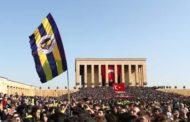 Fenerbahçe Camiası Ata'nın huzurunda
