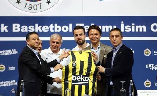 Karşınızda Fenerbahçe Beko!